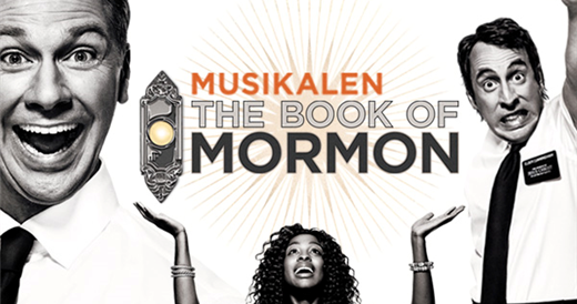 book of mormon sverige