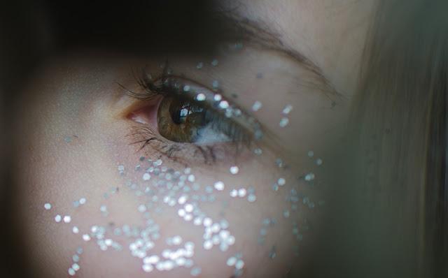 paillettes - maquillage - tendance 2017 - tendance beauté
