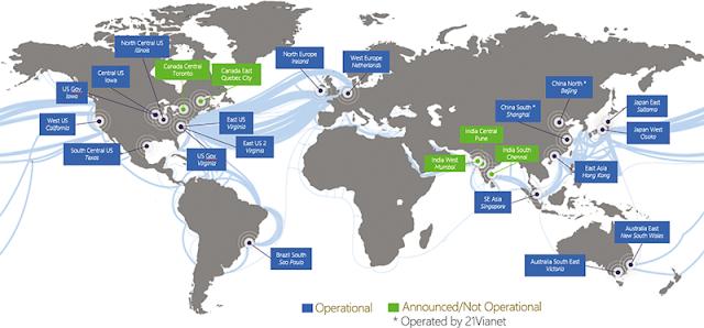 Como saber em qual região seus dados do Office 365 estão armazenados