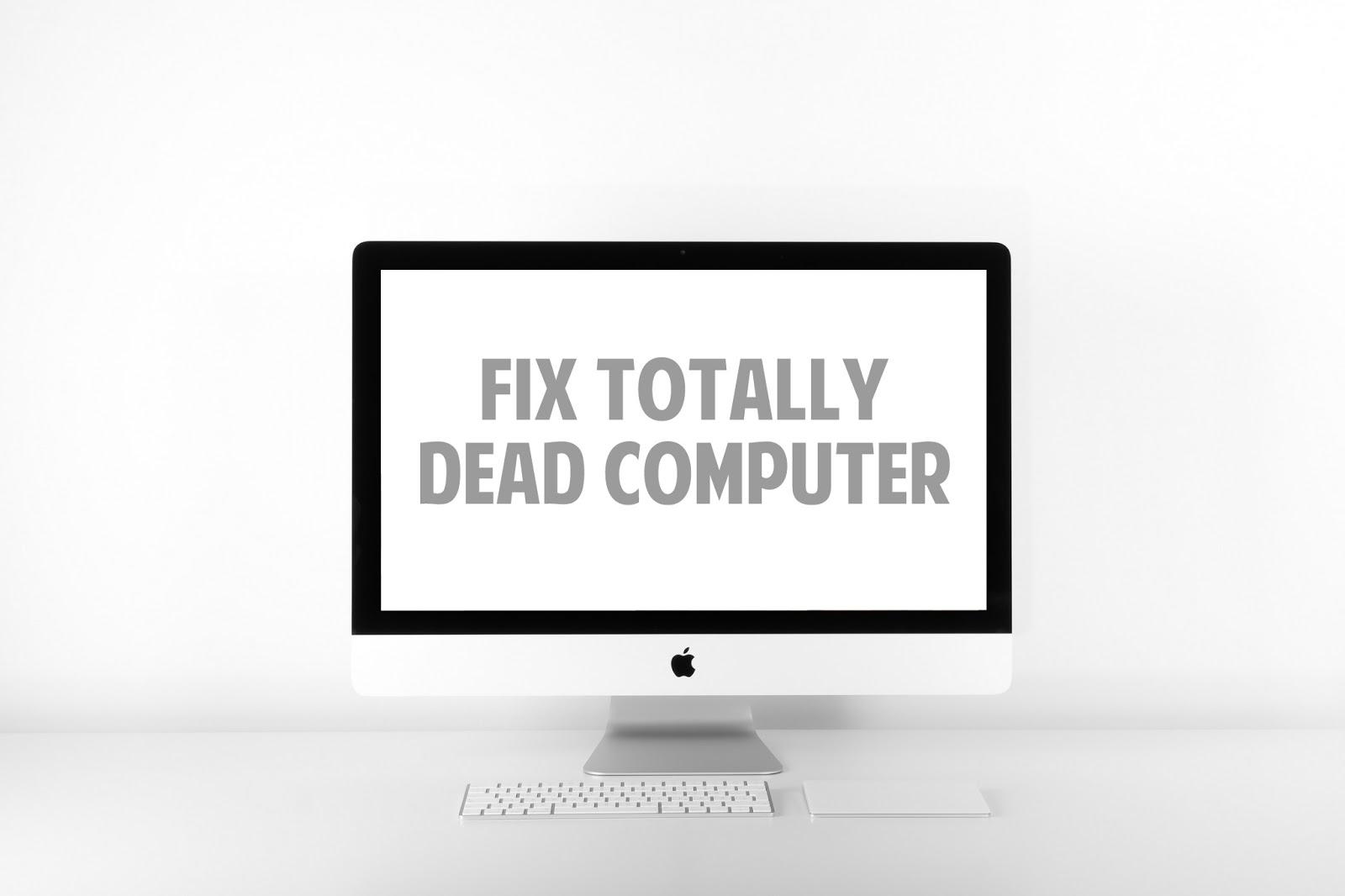 Komputer Mati Total