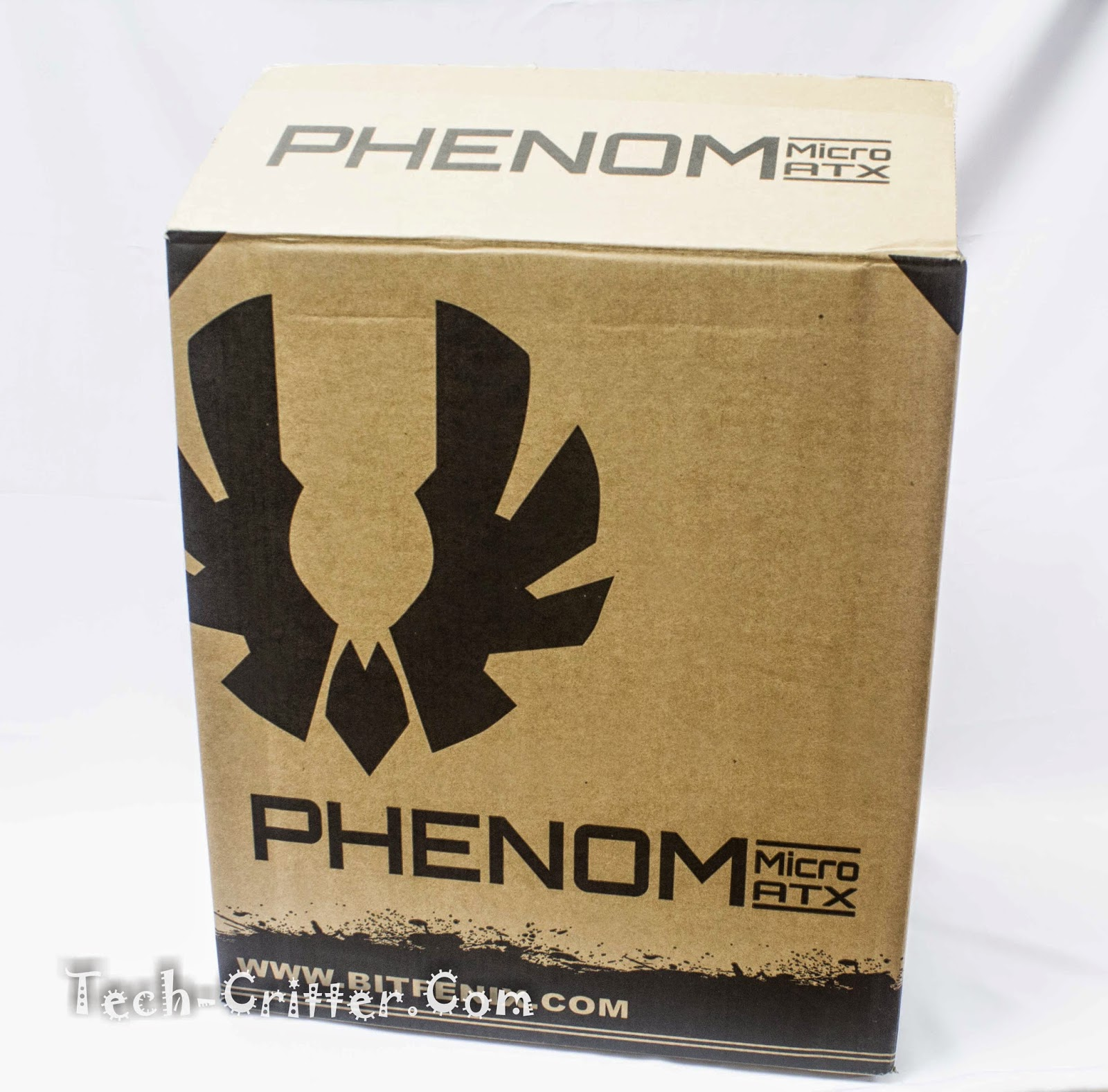 Unboxing & Review: BitFenix Phenom-M 3