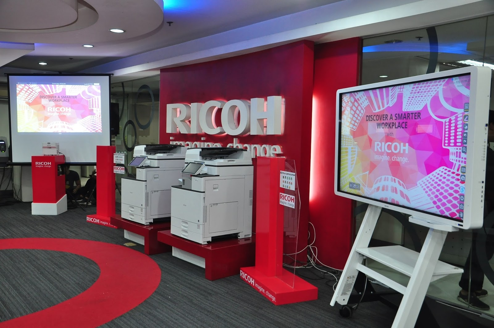 Ricoh philippines offers total office productivity solutions to last thursday july 27 2017 at their office at gil puyat makati ricoh philippines a global leader in office productivity solutions recognizes that the fandeluxe Gallery