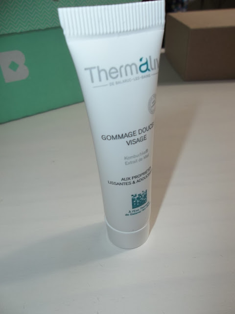 Gommage Douceur Visage - Thermaliv