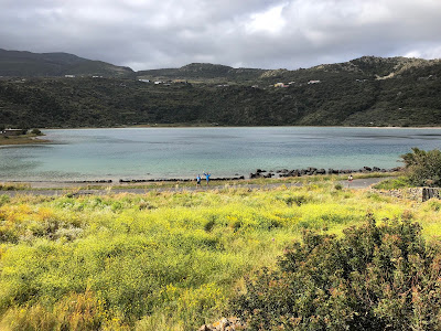 Lago Specchio di Venere, Pantelleria.
