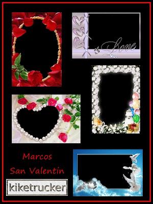 Fotomontajes San Valentín