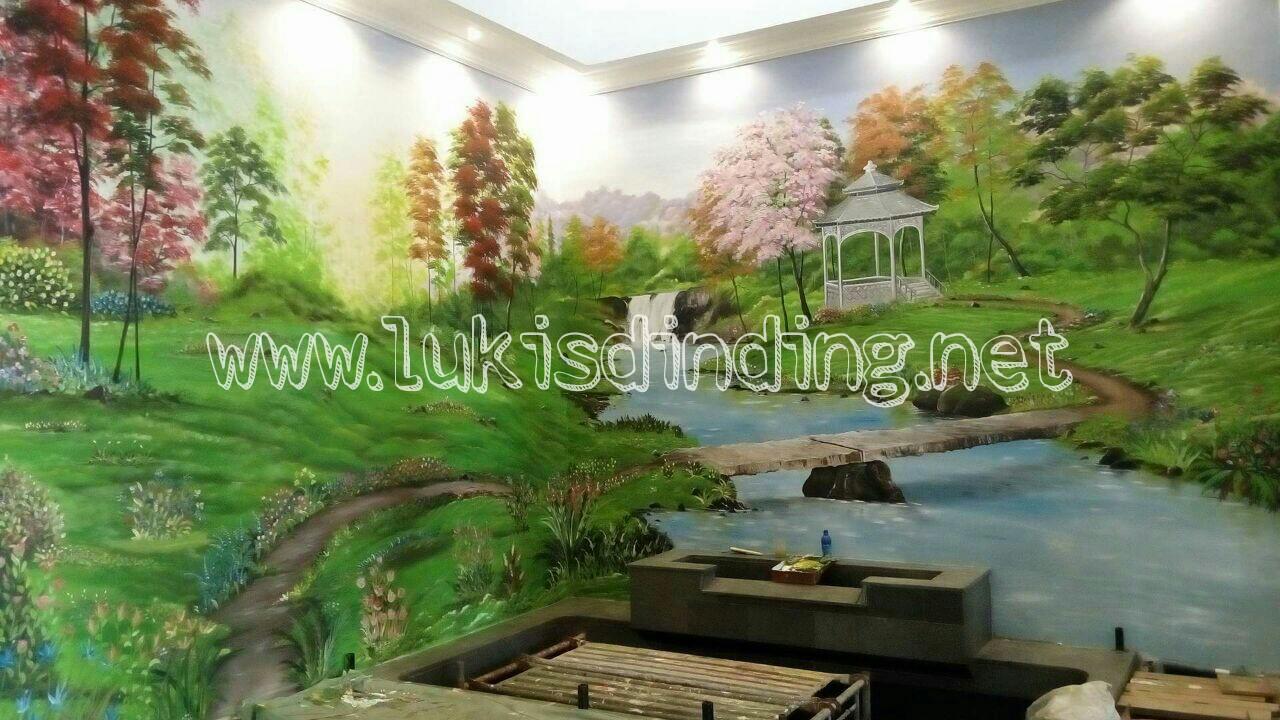 Jasa Lukis Tembok Lukisan Dinding Lukis Mural Jasa Lukisan