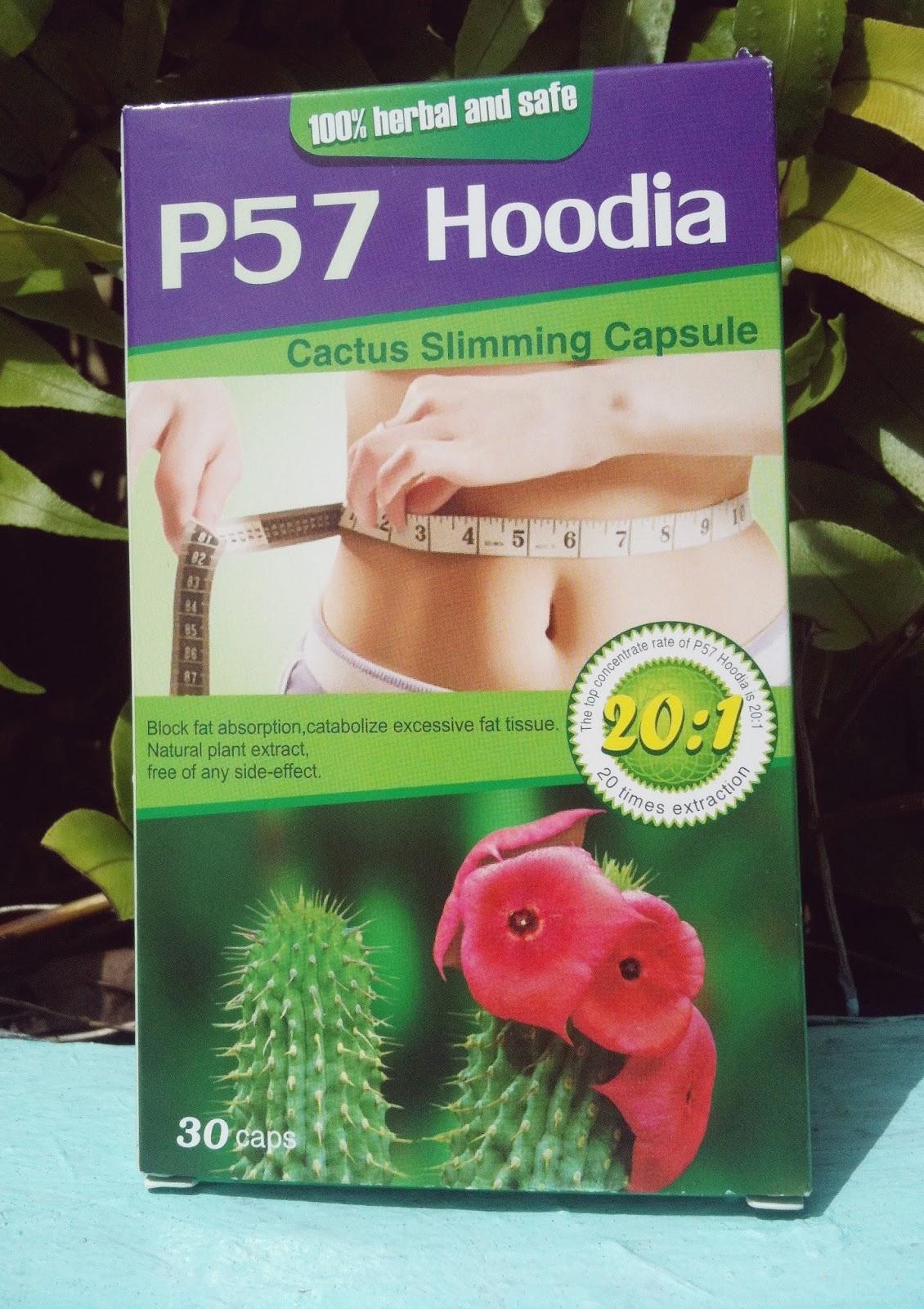 Suplemen P57 Hoodia Pelangsing tubuh alami dan cepat ...