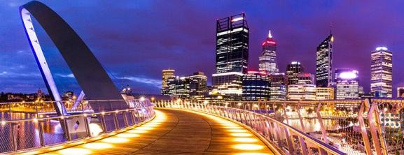 Elizabeth Quay Tempat menarik di Perth Australia