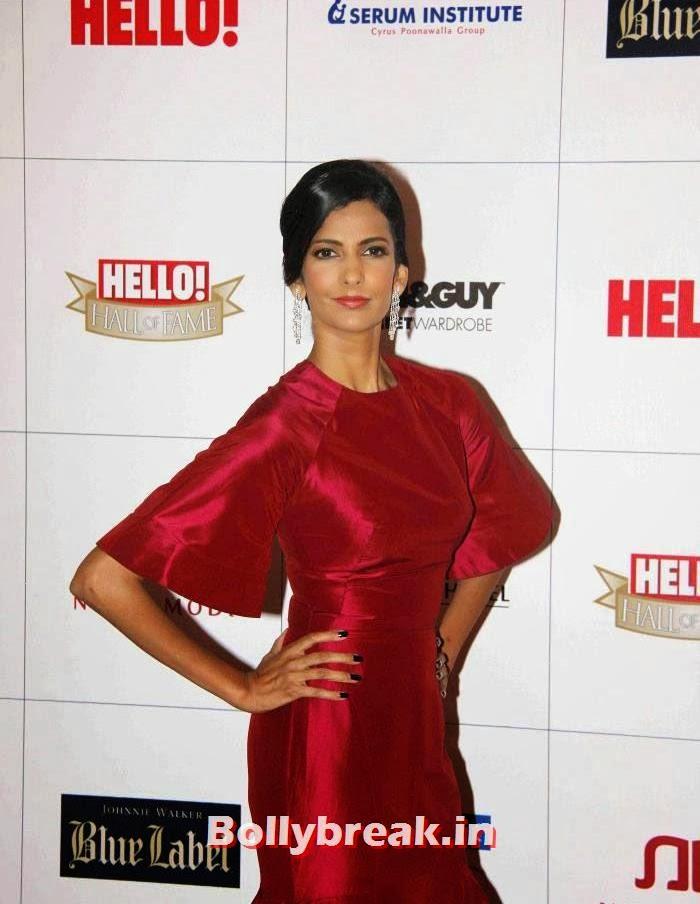 Poorna Jagannathan, Hello Awards 2013 Pics
