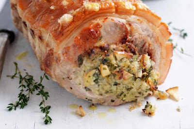 Apple and thyme stuffing meal ideas