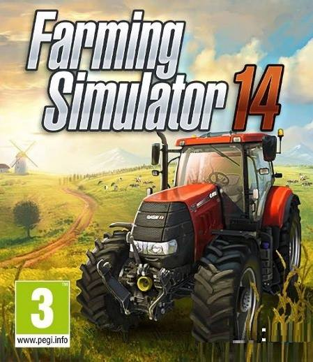 Farming Simulator 14 Free Download PC Game