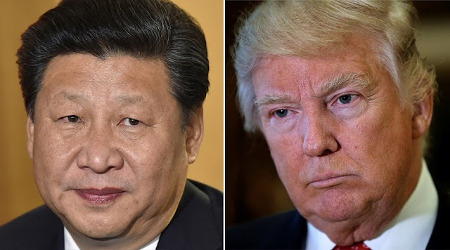 #USPolitics,#China_Planet : Trump speaks with China's Xi, signals of calm ?