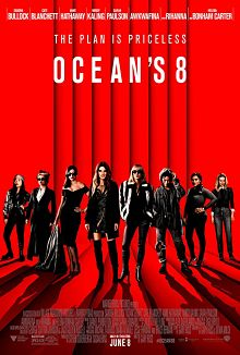 Sinopsis pemain genre Film Ocean's Eight (2018)
