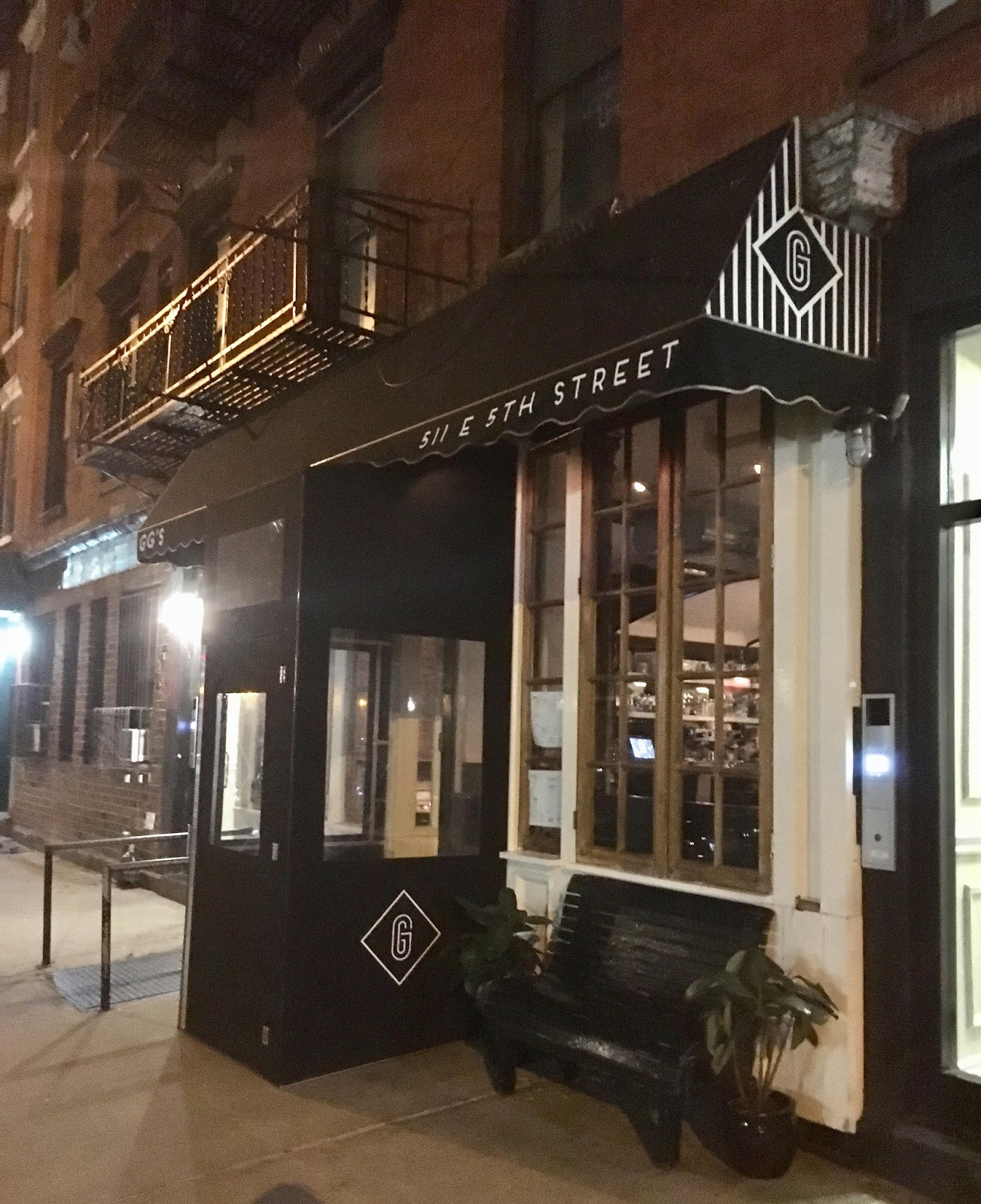 Ev grieve ggs looks to be yielding to emmy squared on 5th street the owners of emmy squared are applying for a new liquor license at 511 e fifth st the current home of ggs the pizzeria between avenue a and avenue b fandeluxe Choice Image
