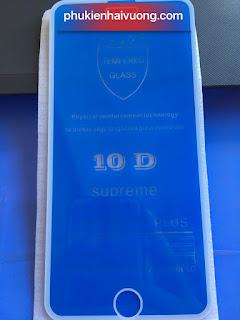 CƯỜNG LỰC FULL SUPEREM IPHONE 10D