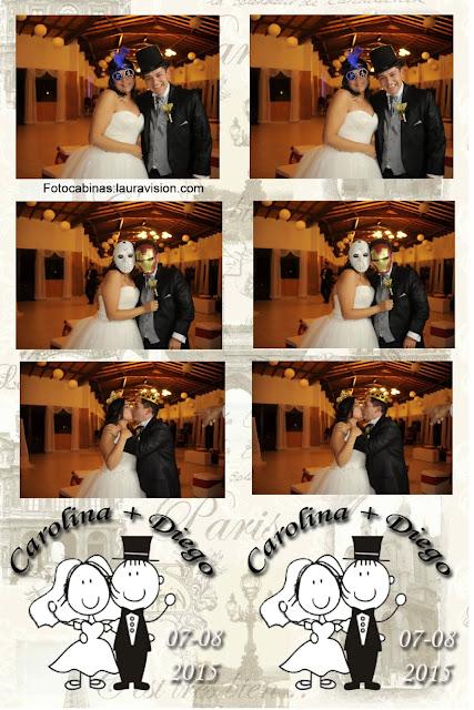 fotocabina para bodas