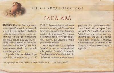 antigo testamento danilo moraes arqueologia biblica