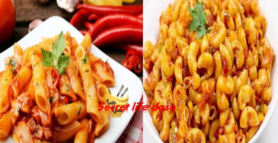 How to make Spicy  Macaroni in Indian style | secret life dose