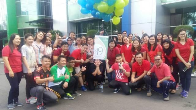 HBD BPJS ke 40 Tahun Disambut Meriah di Sulut