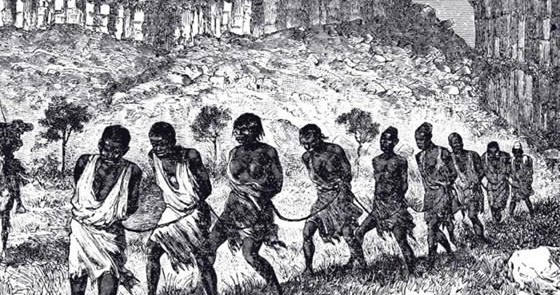 slavery and african slave trade The story of east africa's role in the transatlantic slave trade among african captives in the hold of a slave outlawed slavery and the slave trade.