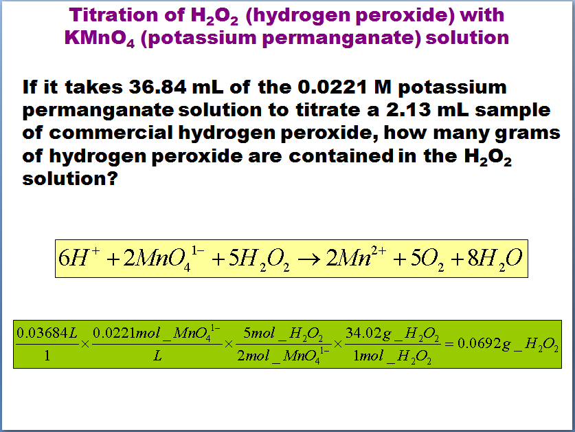 Pharma gyan pandit - Unknown uses hydrogen peroxide ...