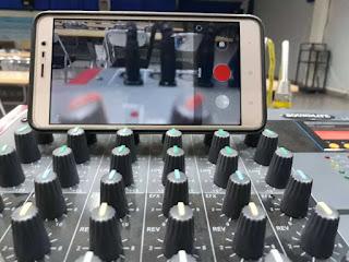 hilangkan noise pada audio rekaman android xiaomi