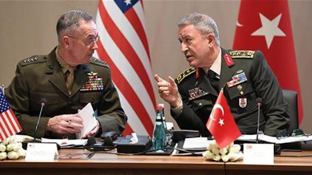 Τούρκοι αξιωματούχοι άρον-άρον στην Ουάσιγκτον για να διασώσουν την επίσκεψη Ερντογάν στο Λευκό Οίκο