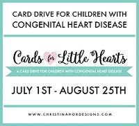 Little Hearts Card Drive 2017