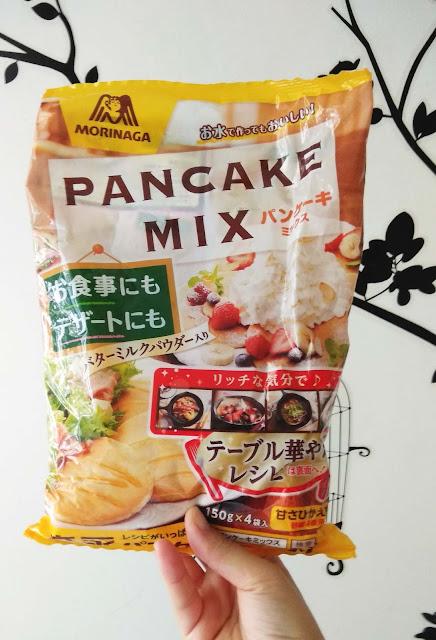 自製Pancake零難度 – 森永Pancake粉 : 新手準媽媽MoJil