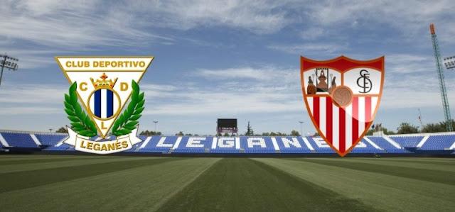 Leganes vs Sevilla Full Match And Highlights