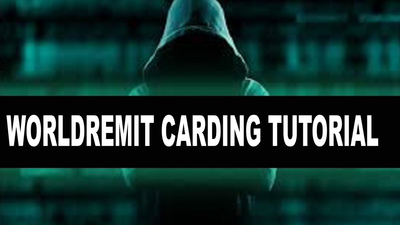 World-remit Carding Latest Tutorial - KpoyagaHack | Best Blog To