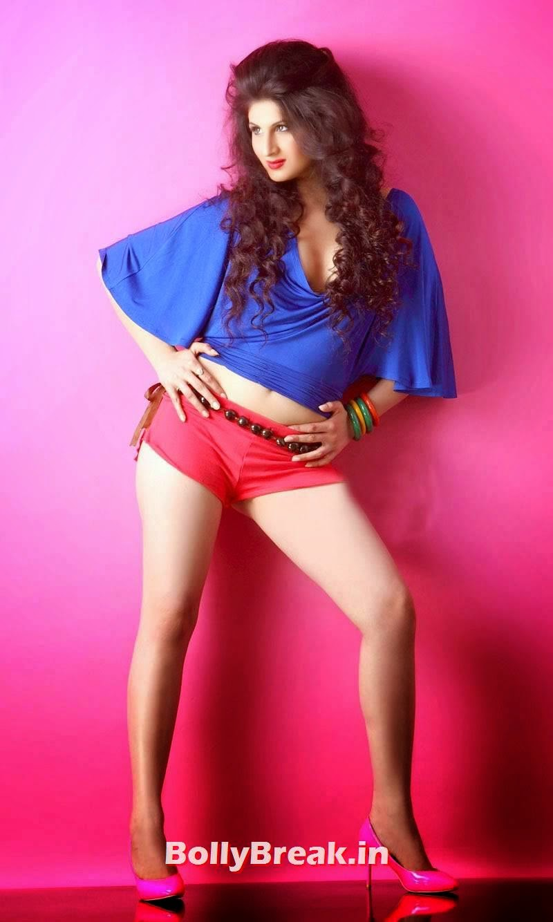 , Actress Khushi Sharma Super Sexy & Hot Photos