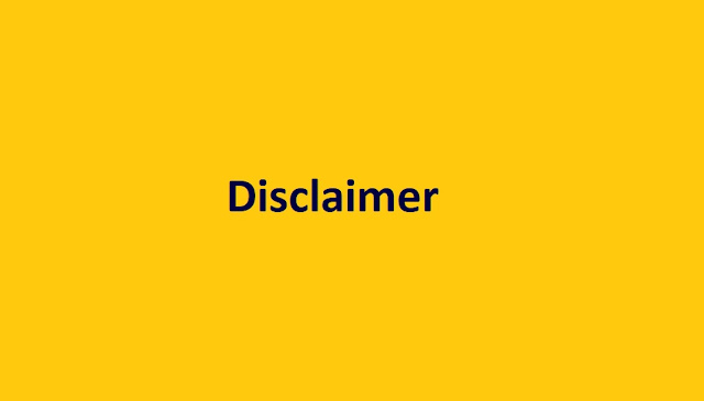 Cara Mudah Membuat Disclaimer di Blogger Cara Gampang Membuat Disclaimer di Blogger