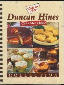 Duncan Hines Cake Mix Recipes