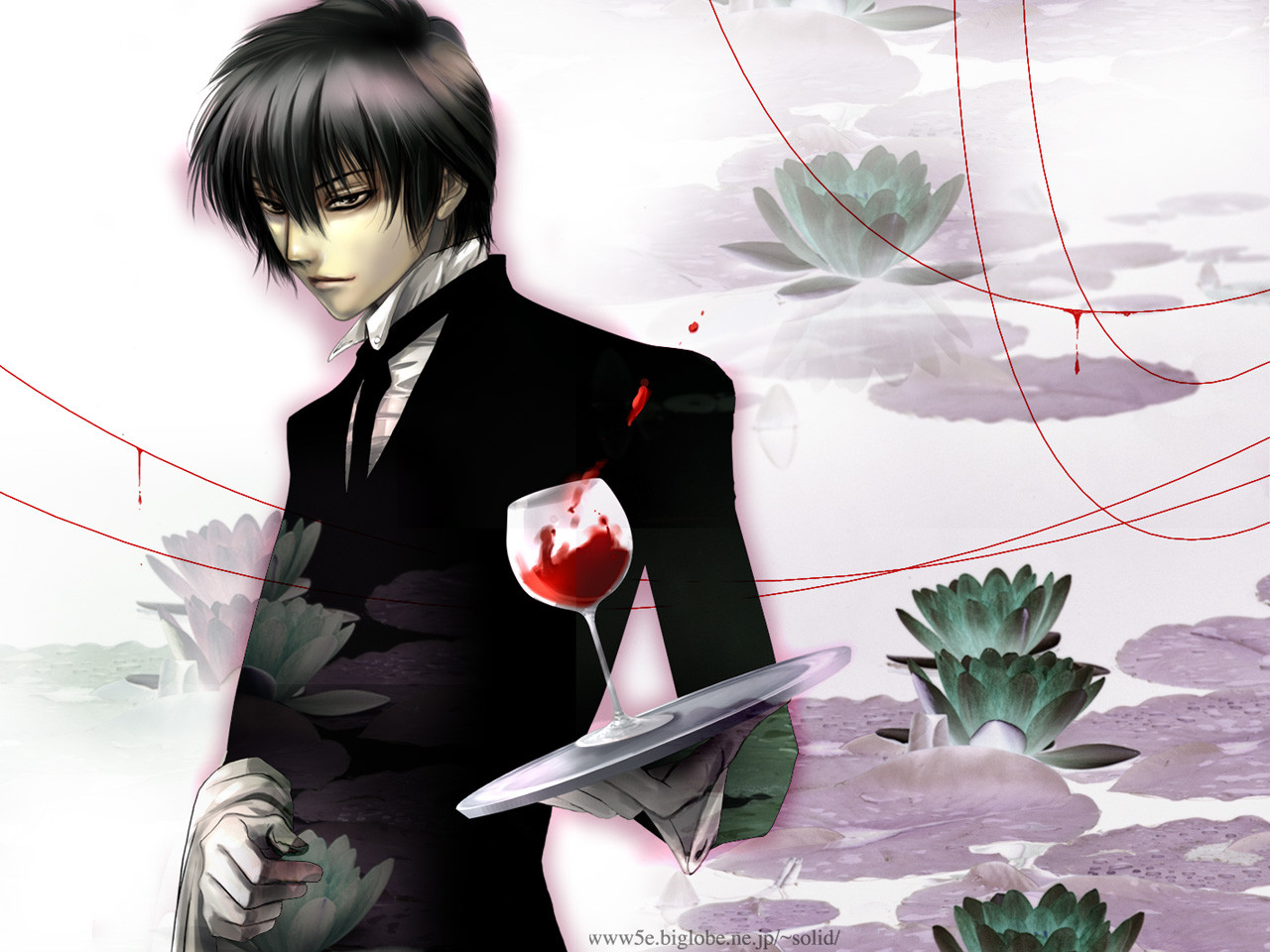 Handsome Anime Boy Wallpapers