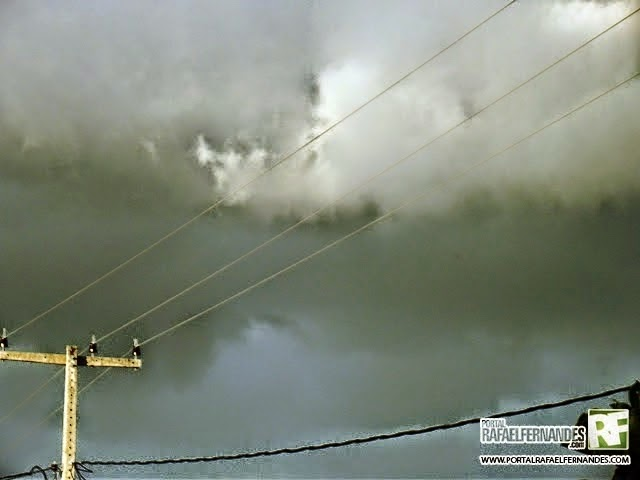 Rafael Fernandes registra chuva durante final de semana