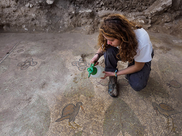 Remains of 1,500 year old monastery and church uncovered in Israel