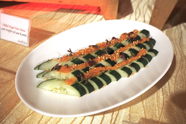 Cucumber with Sesame Dressing Singapore Review