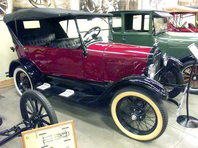 Photo of the Day - Model T Ford Museum - Richmond, Indiana