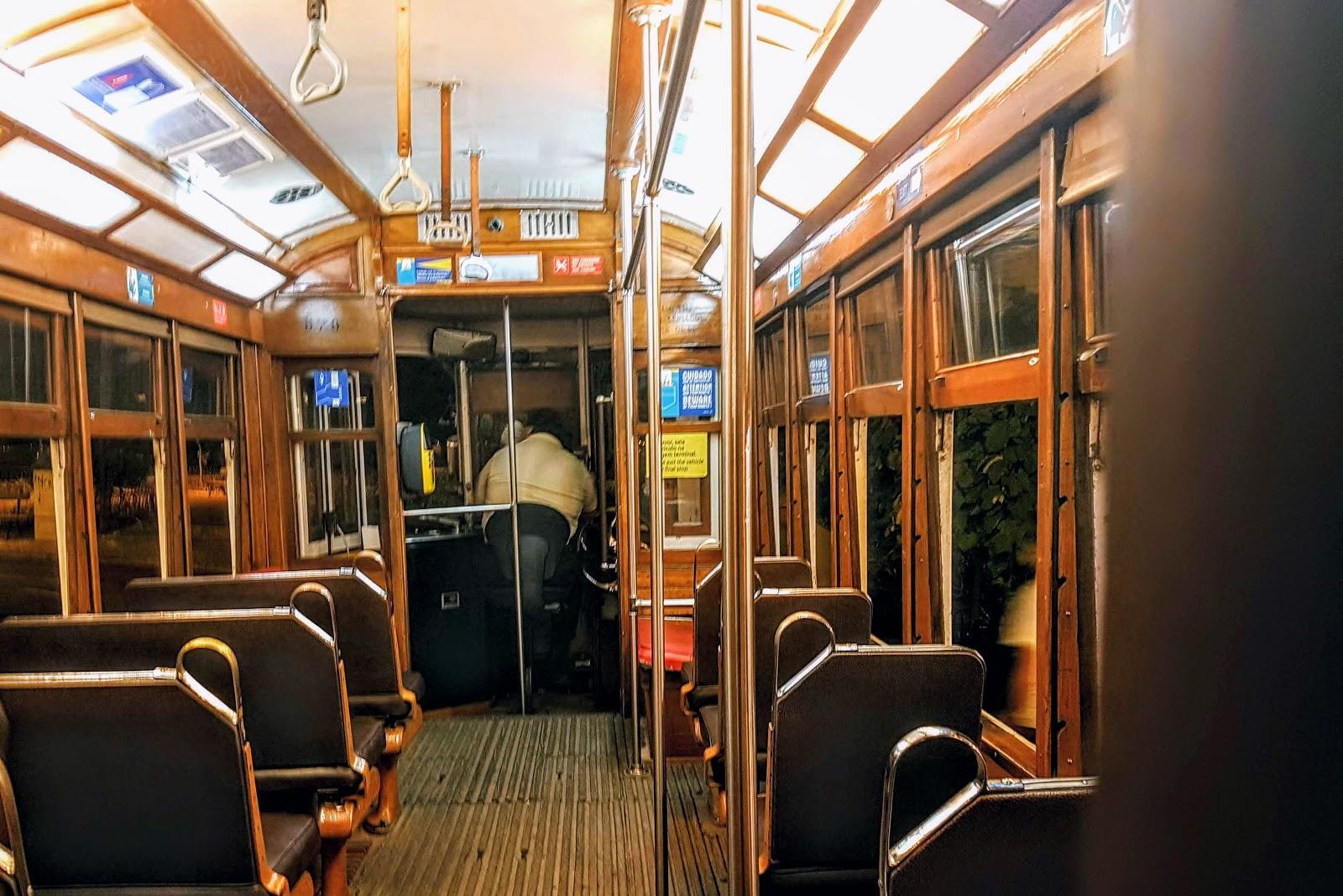 tramwaj 28 Lizbona