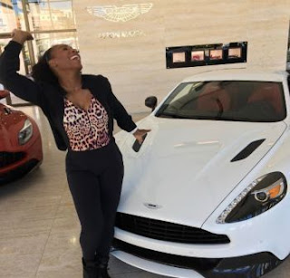 serena williams car collections
