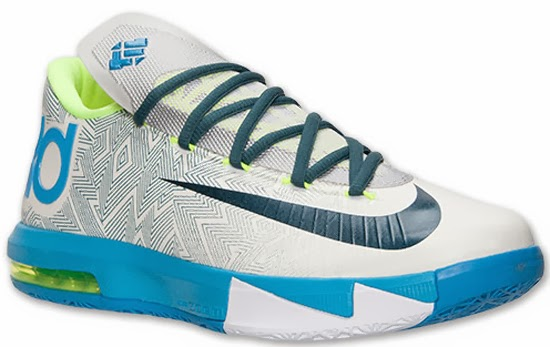 the latest 73cc9 d6933 The newest colorway of the Nike KD VI is set to hit stores tomorrow.
