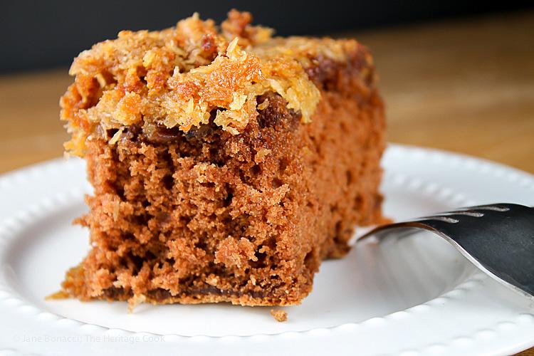 German Chocolate Cake Recipe Joy Of Baking: Secret Recipe Club: July 2015