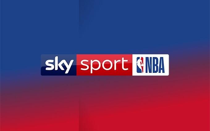 Sky Sport NBA - Hotbird Frequency