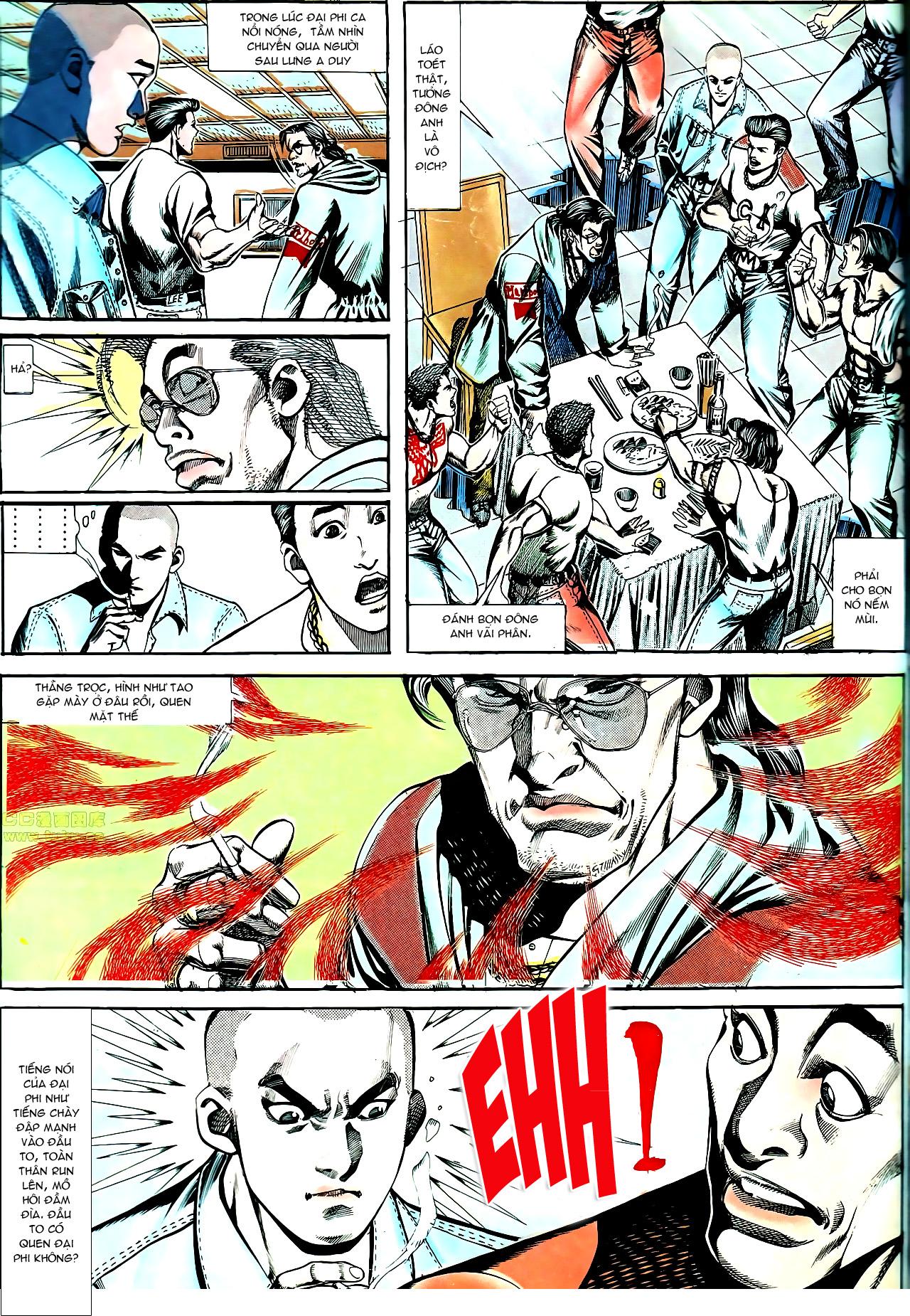 Người Trong Giang Hồ chapter 155: long đầu trang 11