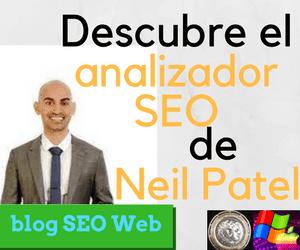 Análisis SEO de Neil Patel