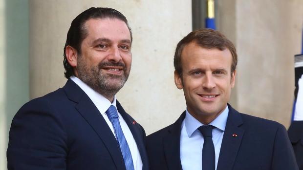 Ex-premiê do Líbano aceita oferta de Emmanuel Macron de viajar para a França