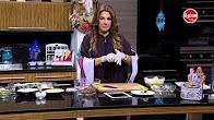 زعفران و فانيلا 9-6-2017 طريقة عمل كفتة اللحم و الكوسة - لب الكوسة بالنعناع - جوزية الوان مع غادة التلي