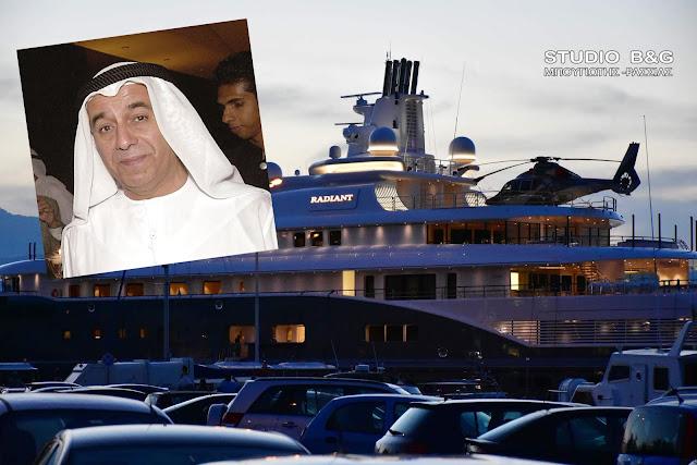 Abdullah Al Futtaim: Ο Εμίρης που αγάπησε το Ναύπλιο
