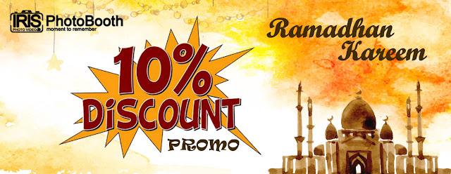 paket photobooth ramadhan